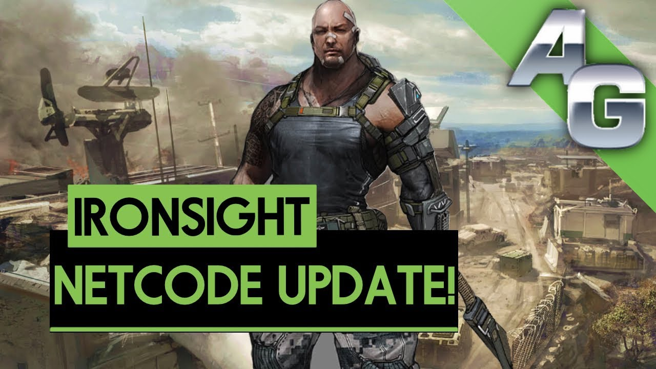 IRONSIGHT PS4 & XB1 MOVEMENT EVEN RELEVANT ANYMORE? | IRONSIGHT NETCODE  UPDATE (PS4,XB1,PC)