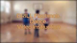 DRILL Flashmob - Video Instruction | FLASHMOB Azerbaijan