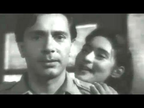 Balraj Sahni, Nutan - Sone Ki Chidiya Scene 13/15