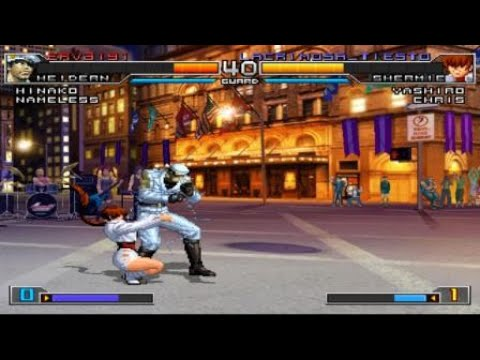 THE KING OF FIGHTERS 2002 UNLIMITED MATCH_20210324205953 |
