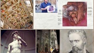 Michelangelo the Anatomist:  Brains & Kidneys on the Ceiling!