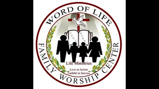 Bishop Harvey L Rice - You Talking To God, God Talking To You - Word of Life Family Worship Center