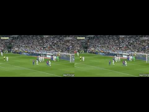 SIDE BY SIDE 3D Real Madrid vs Barcelona 2 3   A