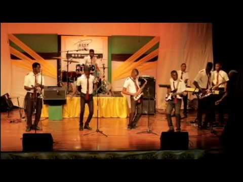 (April 2016) Alpha's winning performance in the Jamaica Best School Band Competition final round