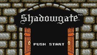 Shadowgate NES - Full Playthrough