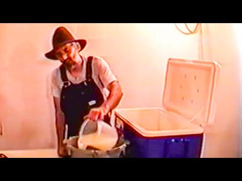 Tennessee Hillbilly Shows how to Make Moonshine at Home