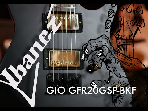 Is the Ibanez Gio GFR20GSP the best beginner's guitar ever!?