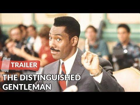 The Distinguished Gentleman 1992 Trailer | Eddie Murphy