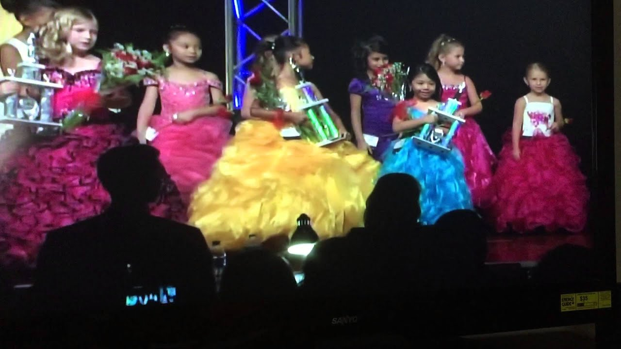 New 2015 National American Miss Florida Princess - YouTube