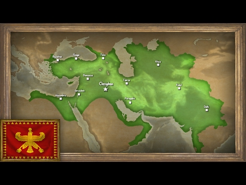 EU4 - Timelapse - Restoring Zoroastrian Persia
