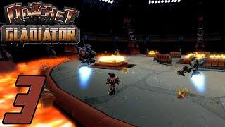 Let's Play Ratchet Gladiator [German][Blind][#3] Dread-Herausforderungen! Video