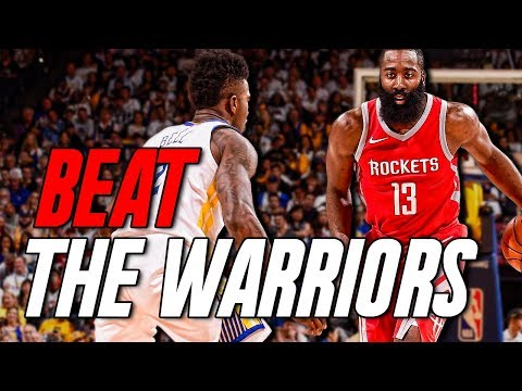Can the Rockets REALLY Dethrone the Warriors?