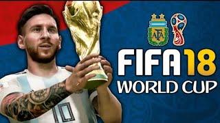 FIFA World cup 2018/ Argentina vs Brazil / new face massi