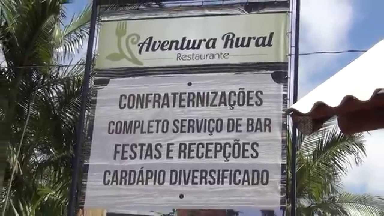 3eb21ee535229 Restaurante Aventura Rural - YouTube