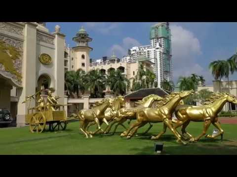 Palace of the golden horses youtube - Palace of the golden horses swimming pool ...