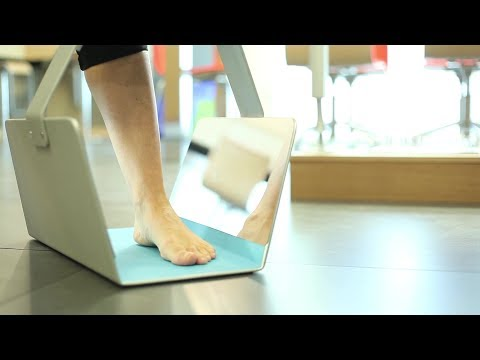 DOMEscan/IBV (System for 3D reconstruction of the feet)