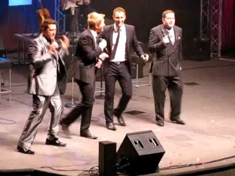 Ernie Haase & Signature Sound (Three songs / band intro) 01-21-11