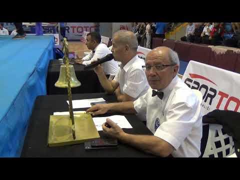Türkiye Boks Şampiyonası Erdemli'de Başladı