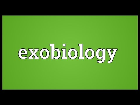 Header of exobiology