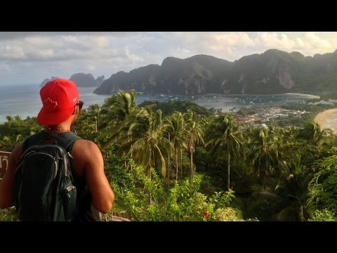 Backpacking Southeast Asia (GoPro)
