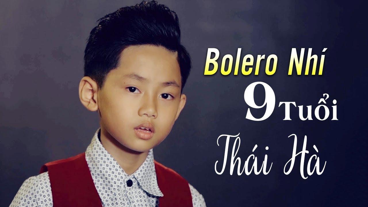 Giọng ca nhí 9 tuổi Hát BOLERO lay động trái tim – Album Mưa Nửa Đêm THÁI HÀ