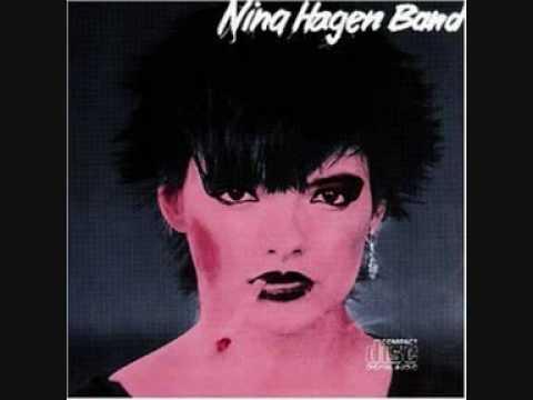 Клип Nina Hagen - TV-Glotzer