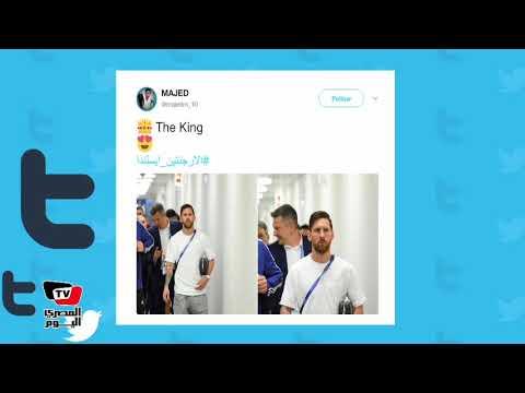 رواد تويتر عن مباراة الأرجنتين وأيسلندا:«المنتخب الأرجنتينى يظلم مرتين »  - 17:21-2018 / 6 / 16