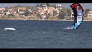 Kitesurf paradise Lefkada 2013