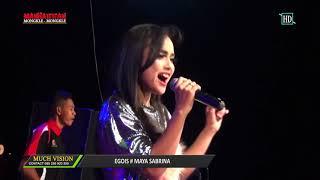 EGOIS # MAYA SABRINA MANHATTAN AMOEBA Batur Lor 2018