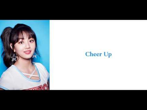 TWICE - #TWICE Japanese Debut Album (Jihyo All Singing Parts)