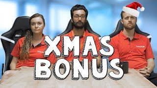 When your boss has clear favorites - Xmas Bonus