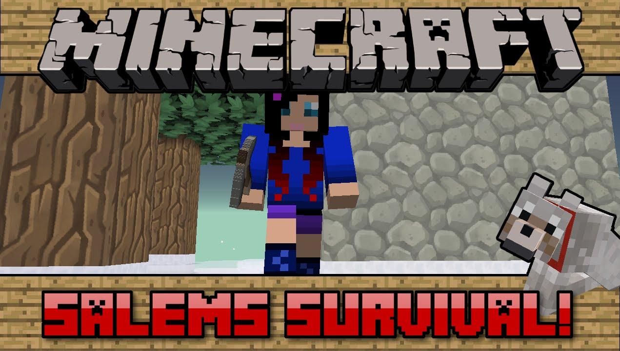 Squishy survival 9 - 133 Salems Survival Minecraft Pc