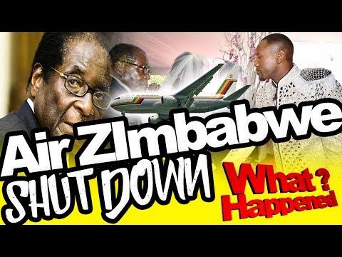Air Zimbabwe Shut Down, Here is What Happened