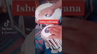 Ishq sufiyana #short tabla cover  whatsapp love status