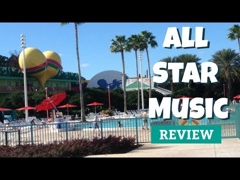 Disneys All Star Music Resort: What to Expect