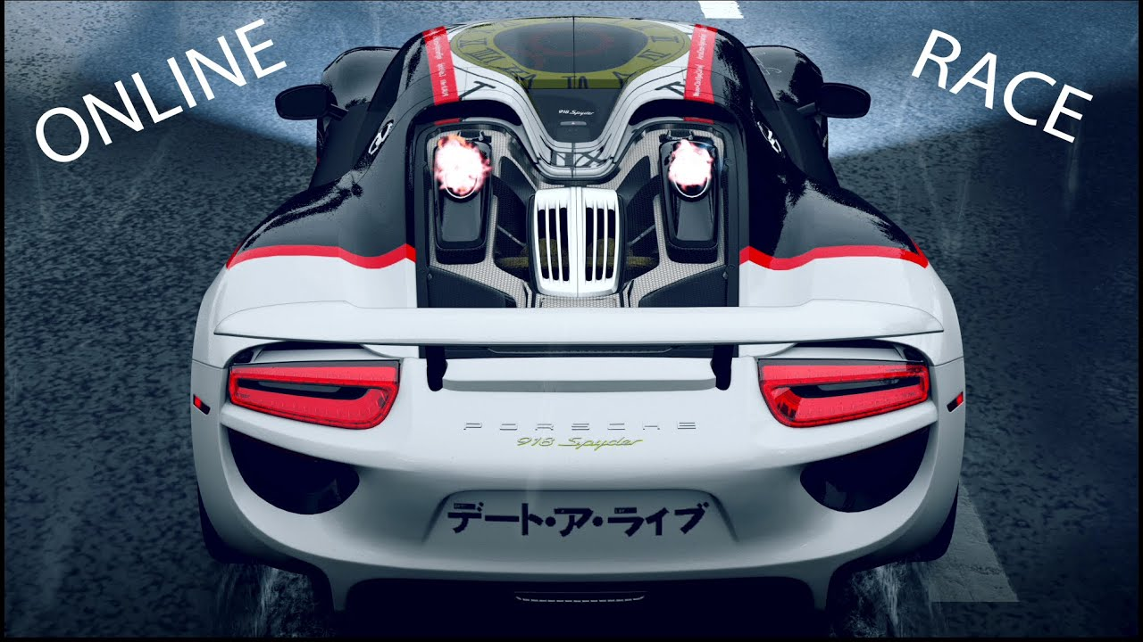 forza horizon 2 2014 porsche 918 spyder online race youtube. Black Bedroom Furniture Sets. Home Design Ideas