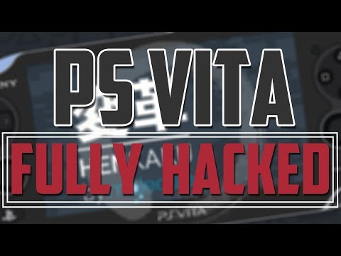 PlayStation Vita: Fully HACKED!! | HENkaku Ensō CFW | microSDs, Emulators & Free Games
