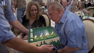 Jim Kiick, Miami Dolphins great celebrates his 72 birthday