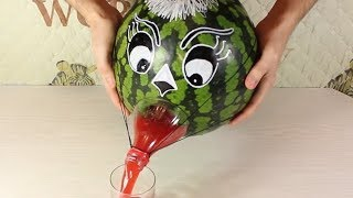15 Amazing and Crazy Ideas with Watermelons