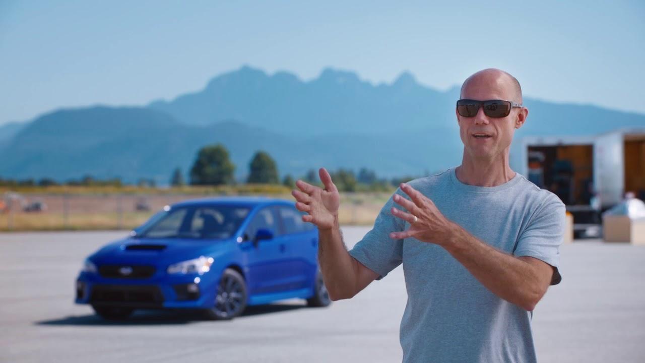 Subaru WRX - Epic Milk Run: Meet Martin Rowe