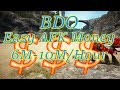 Black Desert Online - [2017] Semi-AFK Easy Processing and Money Making guide (6-10M Silver/Hour)