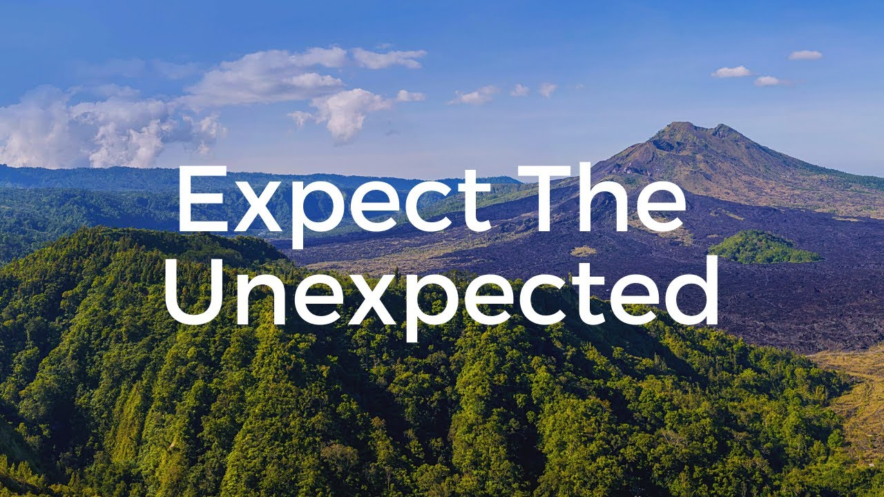 Expect The Unexpected | Apostle Mike Klump