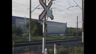 Поезд ВЛ10-555 в Саранске
