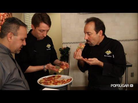 Test Kitchen Chef pizza lover's dream job - california pizza kitchen test kitchen
