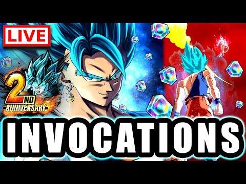🔴 INVOCATIONS DRAGON BALL LEGENDS ! Je veux VEGETTO BLUE 6 étoiles !