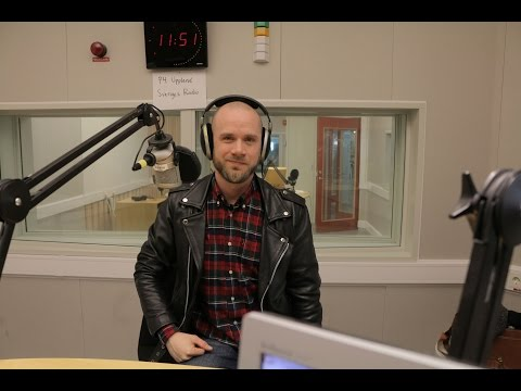 Lars Anders Johansson i Sveriges Radio P4 Uppland 12/4 2016