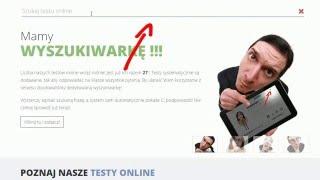 Darmowe testy - wyszukiwarka testów online