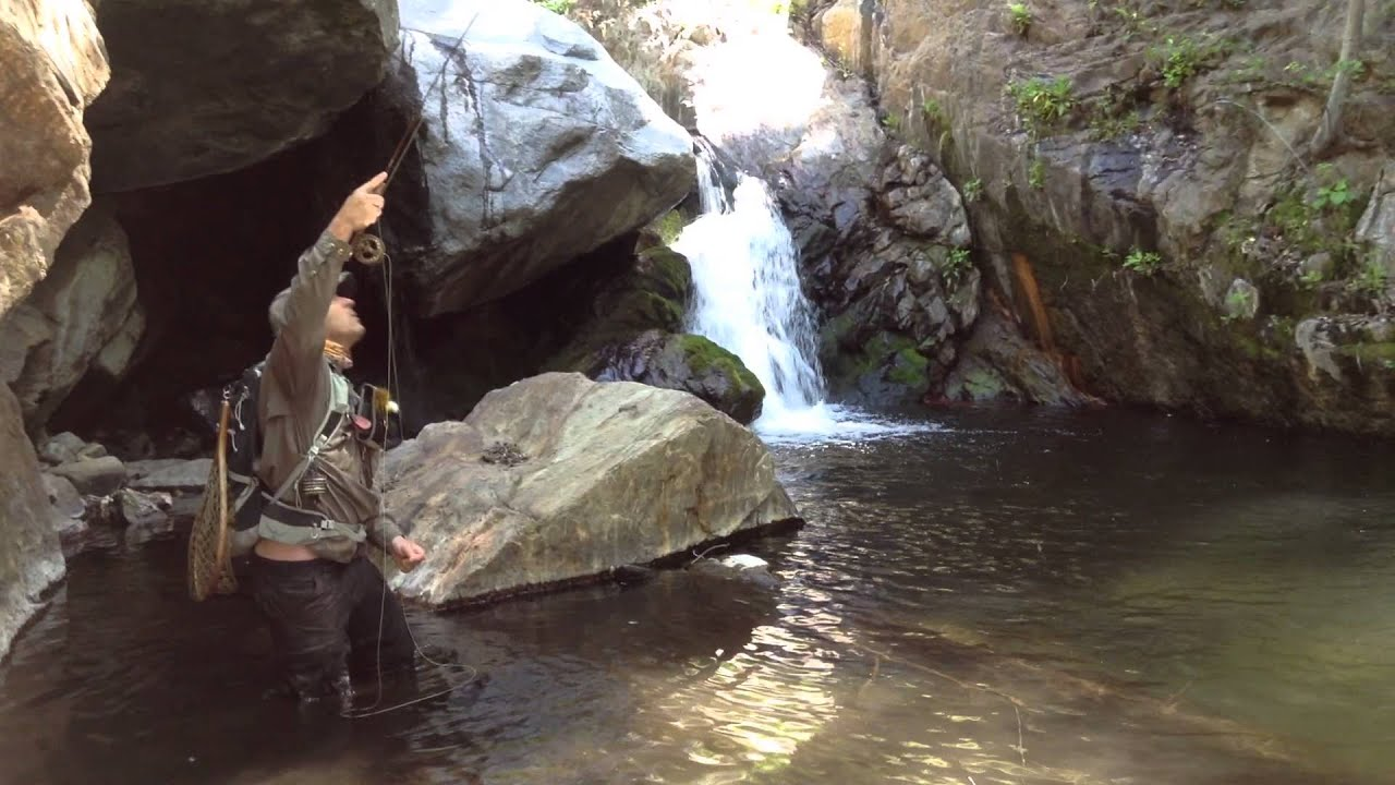 Southern california fly fishing in southern california for Trout fishing southern california