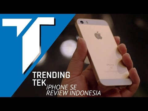 iPhone SE Review Indonesia