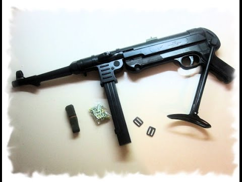 Gonher 117/G Двухствольное олимпийское ружье Gonher Испания - YouTube